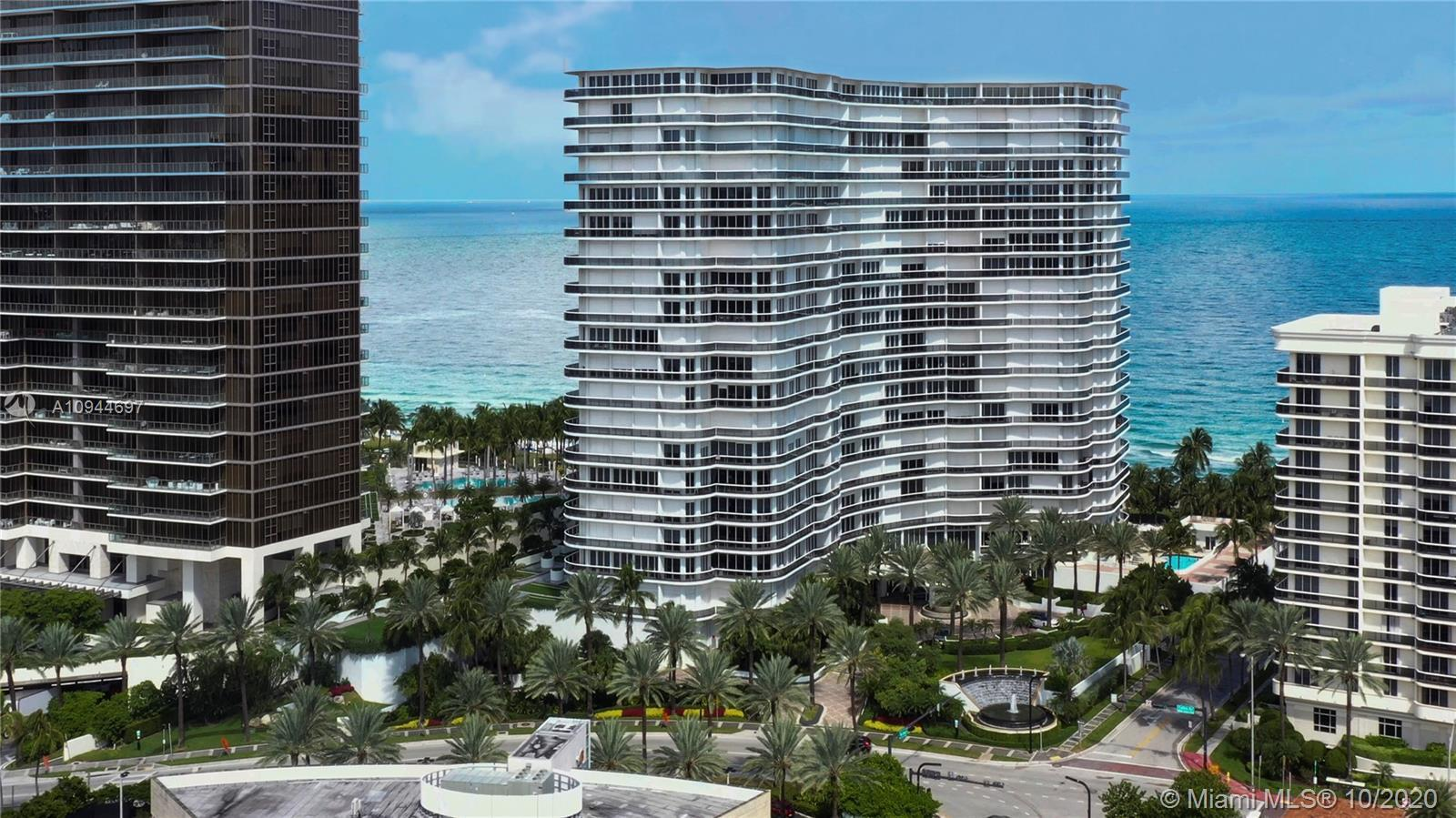 The Prestigious Majestic in Coveted Bal Harbour.  Enter your residence through A Private Elevator th