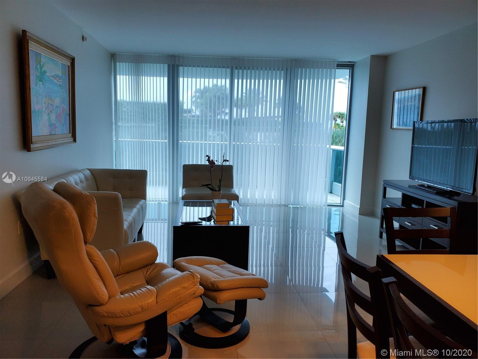 Luxury High-Rise Beachfront Building located in Surfside. High ceilings, floor to ceiling windows, e