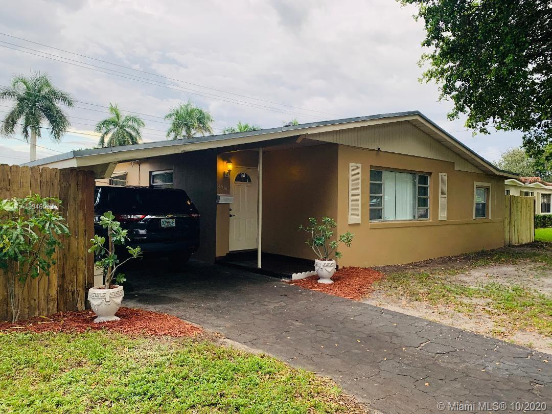 Great Opportunity. A MUST SEE HOME!!! Beautiful home with 3 bedrooms and 1 bath, new roof, large fen