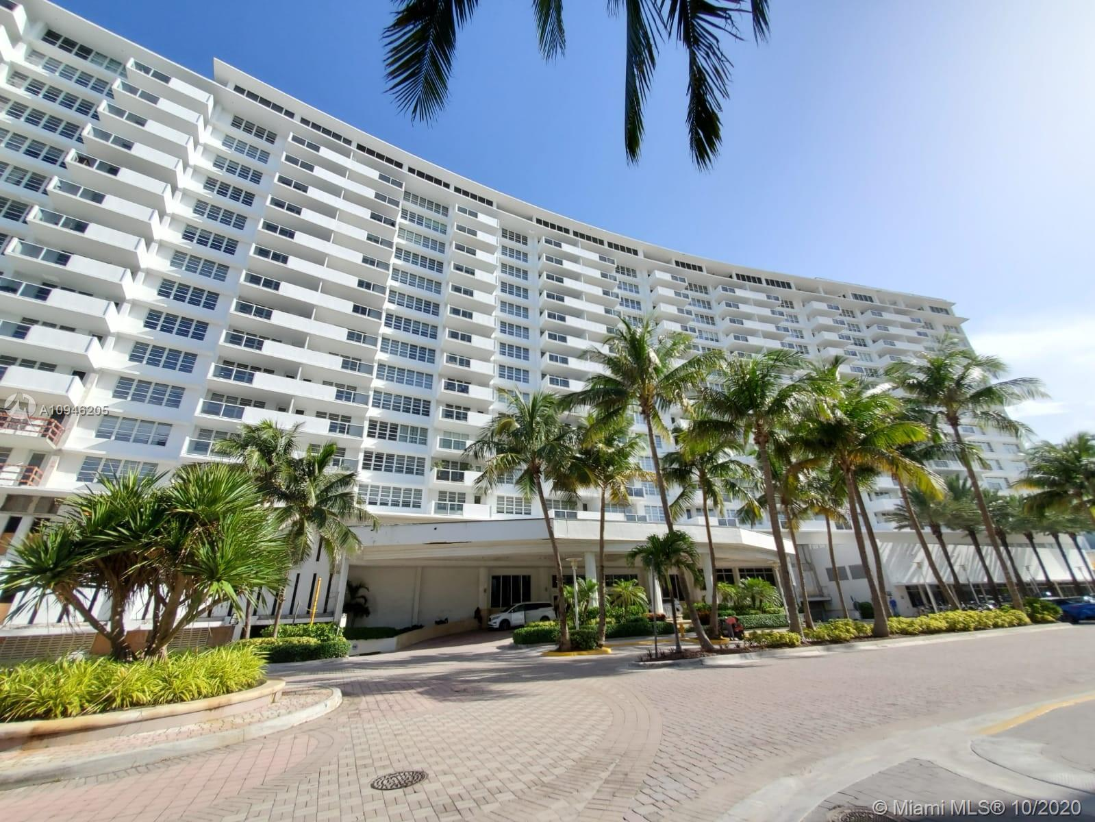 AMAZING RESORT STYLE CONDO LOCATED WHERE LINCOLN RD MEETS THE OCEAN AT FAMOUS AND DESIRABLE SOUTH BE
