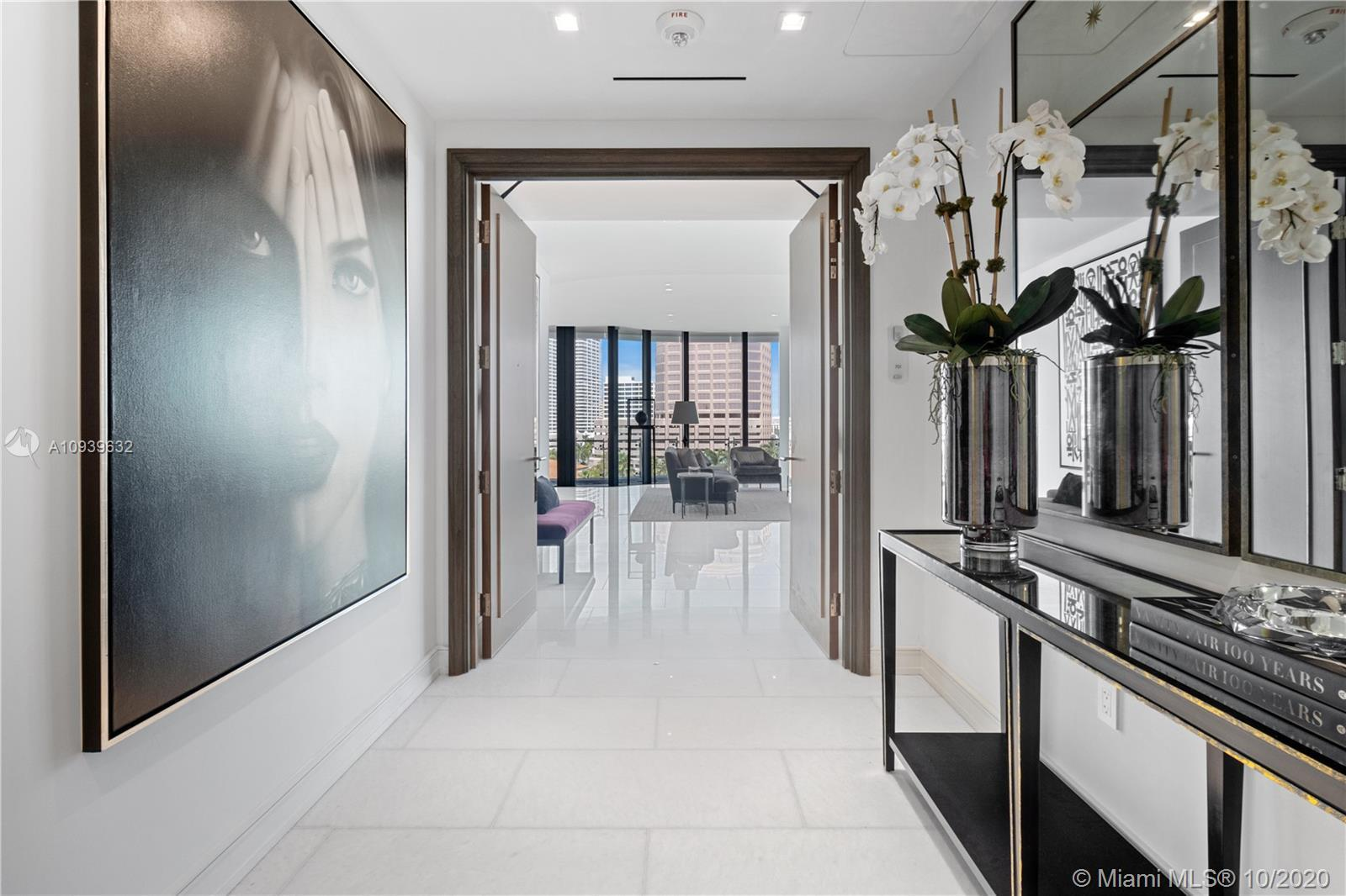 Introducing Residence 701, an impeccably designed home in the sky at Palm Beach's most exclusive new