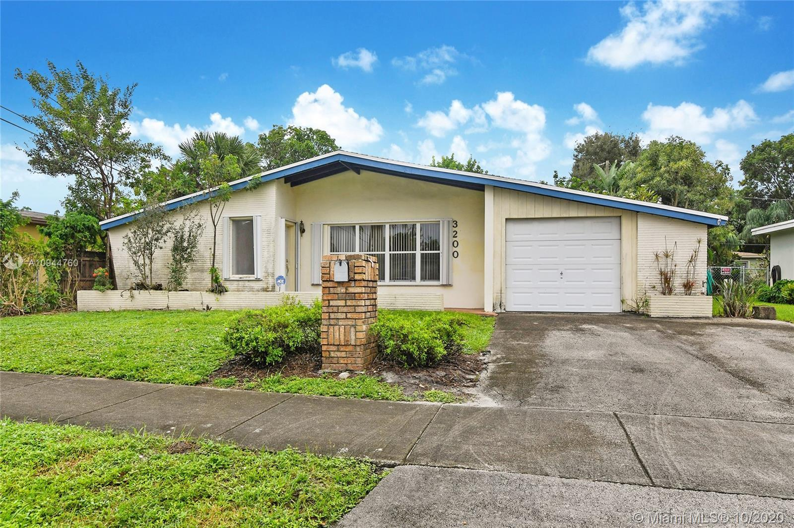 Great opportunity to purchase a 4 Bedroom 2 Bath family  home in popular Riverland Village. The home