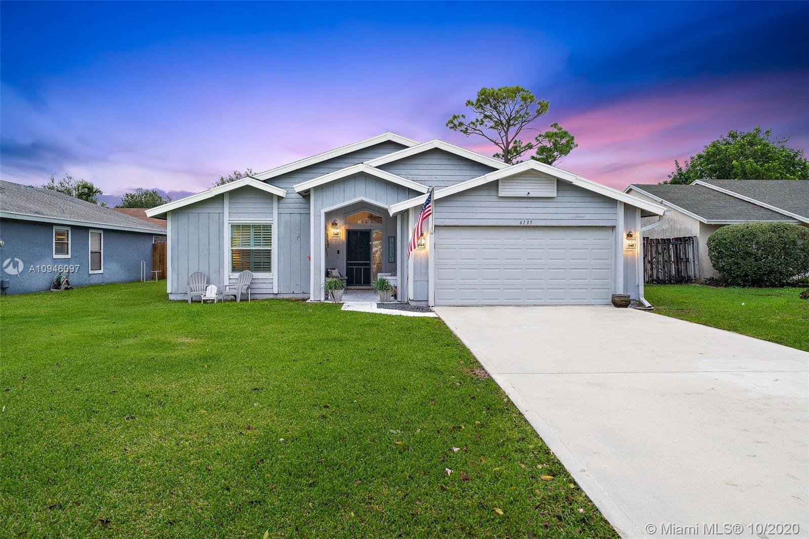This charming 3/2 pool home includes FULL HURRICANE IMPACT WINDOWS THROUGHOUT, plantation shutters,