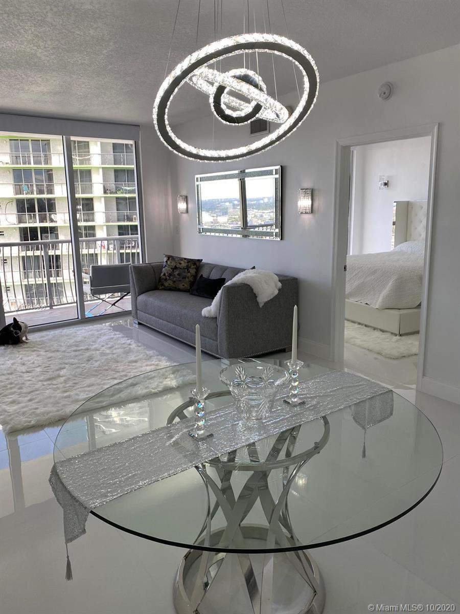 Enjoy this fully remodeled 1 bedroom 1 bath condo with all the upgrades. New porcelain tiles through
