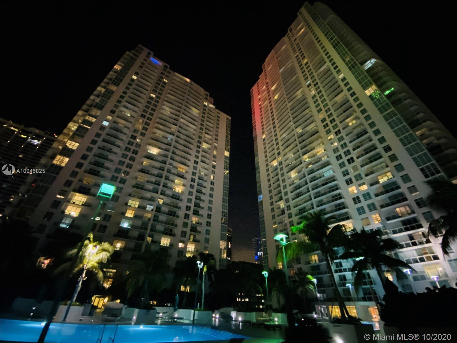 Unit has 2 assigned covered parking spaces. Beautiful unit overlooking the amazing infinity pools at