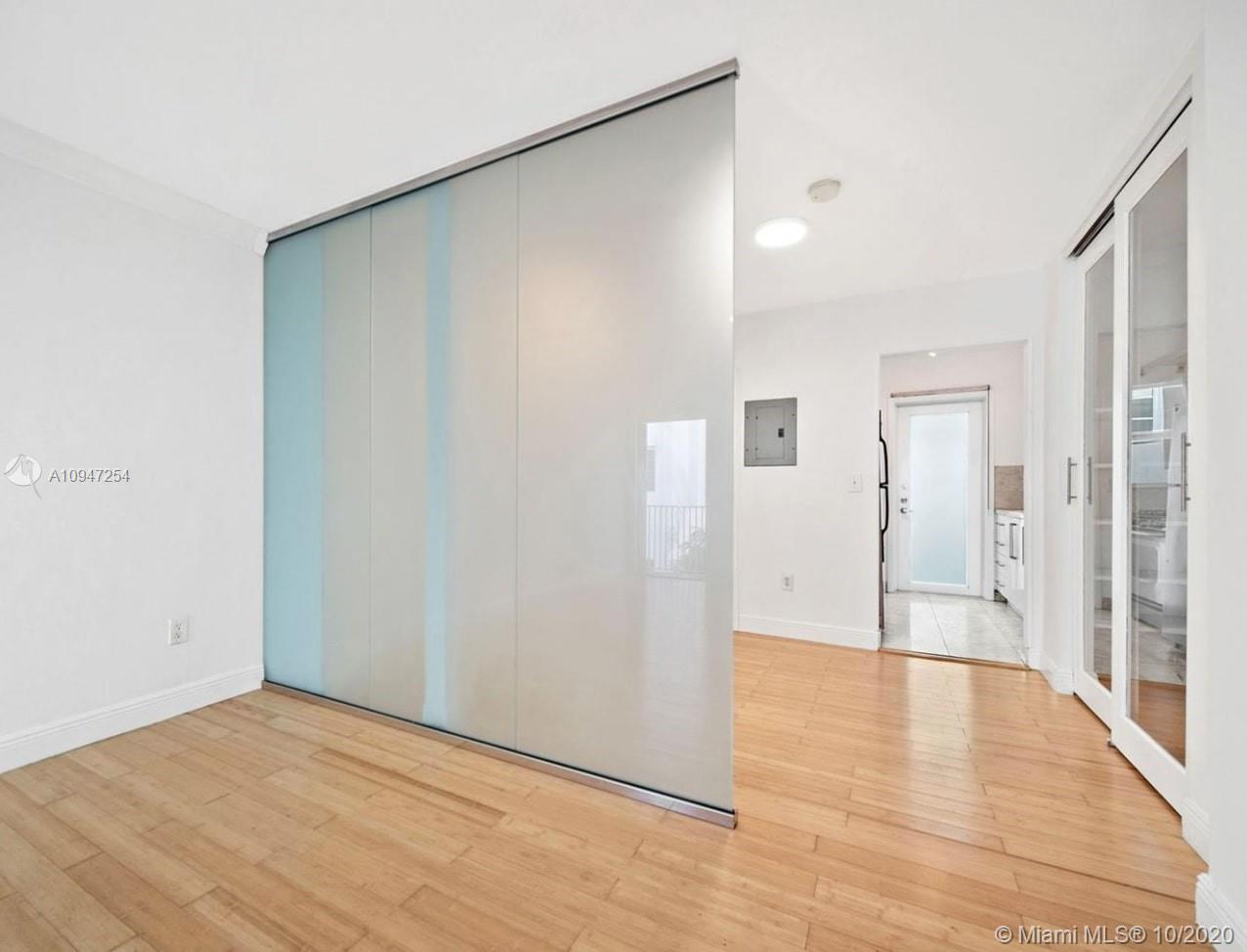Beautifully remodeled studio on Meridian Avenue, complete with high impact windows & doors, bamboo f