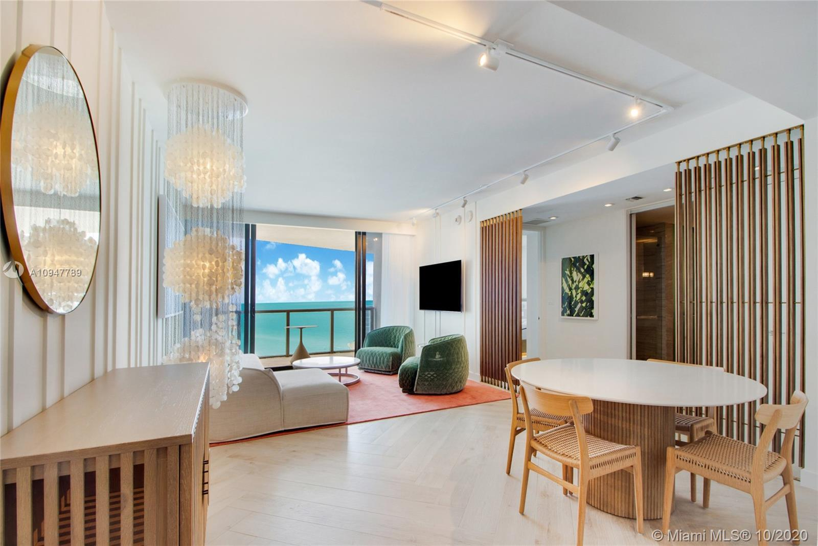 Purchase a true Oasis in the center of South Beach. As one of the few W Owners you will receive acce