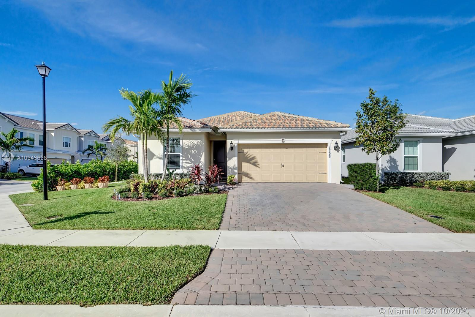 Newly built unique one story 4 Bdr/2 Full Bath house (no stairs). Premium corner oversize lot right