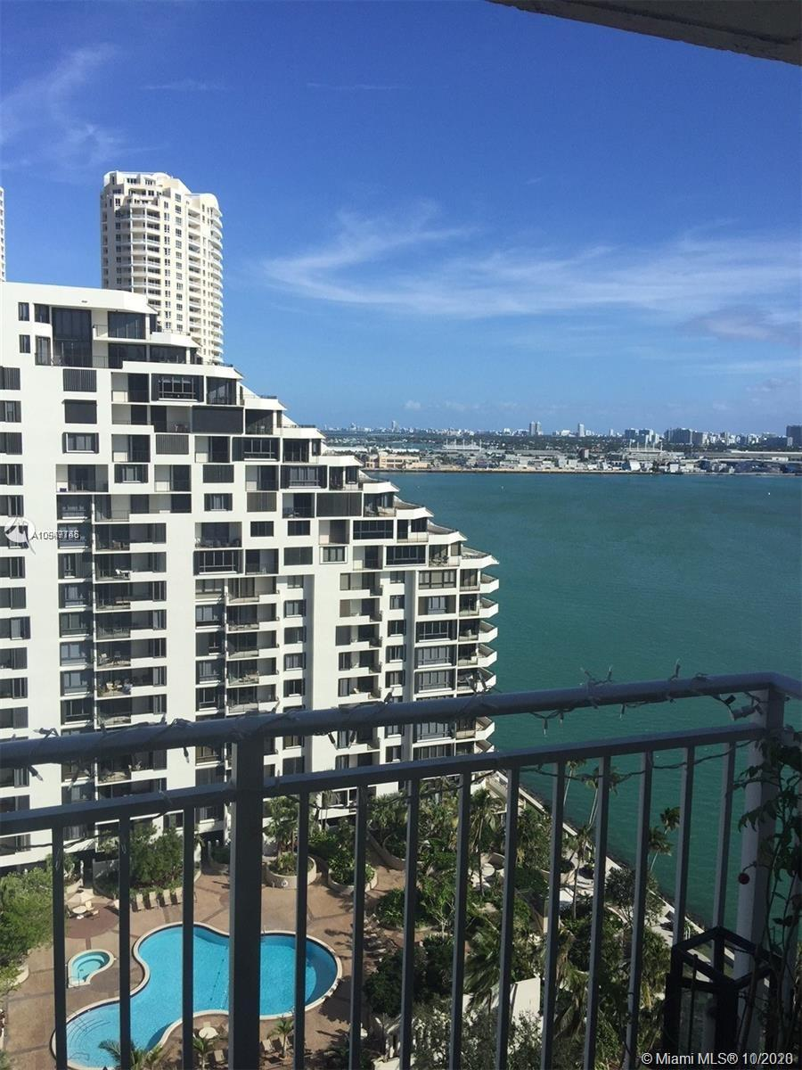 Beautiful and cozy condo in Isola condominium on the exclusive Brickell Key Island. Amazing ocean an