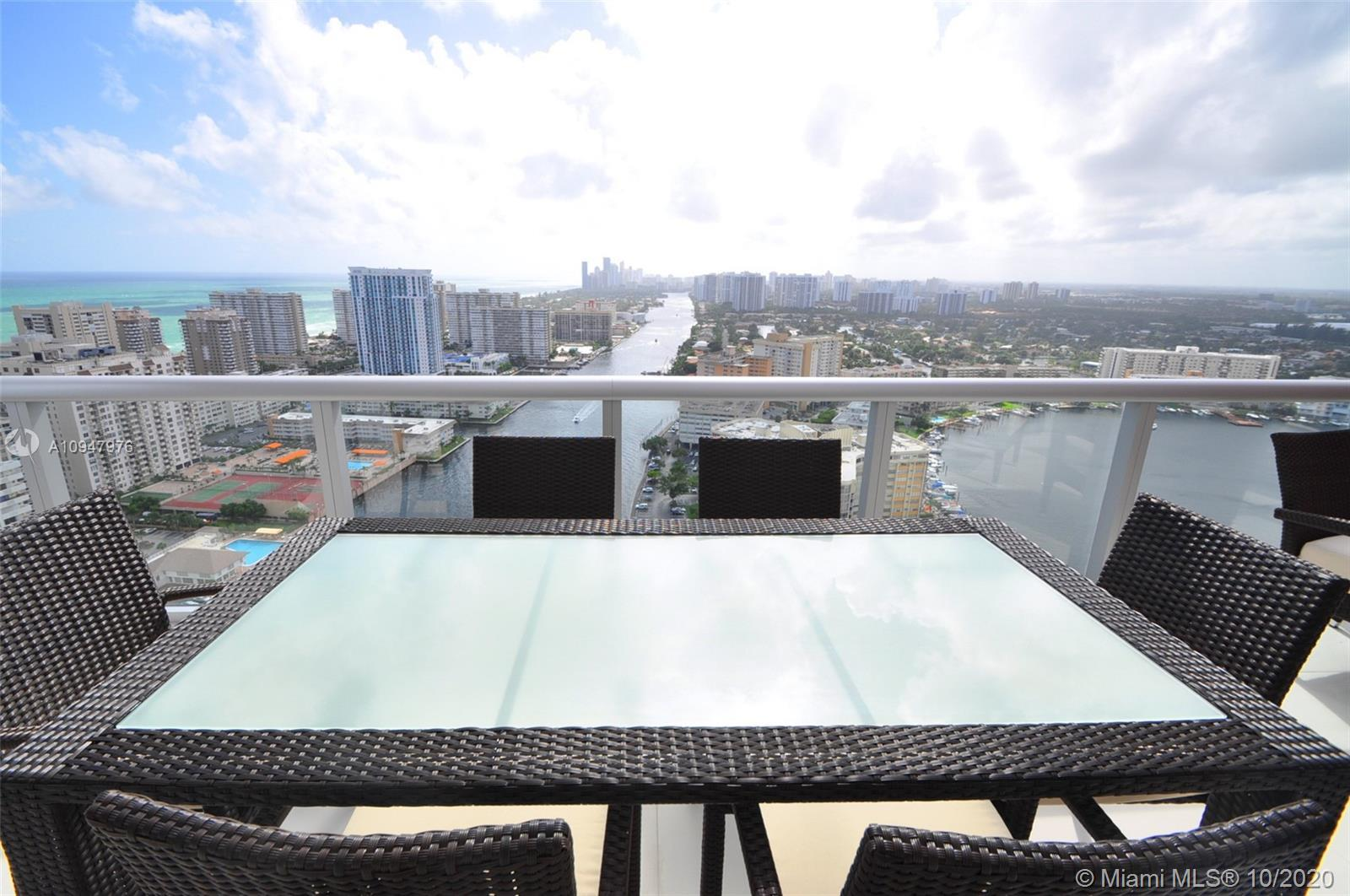 MOTIVATED SELLER, BEACHWALK RESORT BY PININFARINA. THE ONLY 2 STORY UPPER PENTHOUSE AVAILABLE. BEAUT