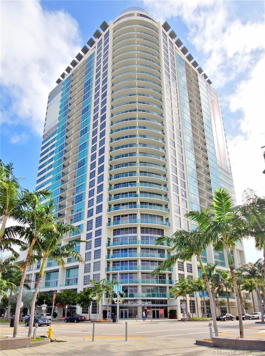 Price Reduction: IMPECCABLE TOWER FLOOR RESIDENCE.  THIS IS A FANTASTIC ONE BEDROOM, PLUS 1/2 BATH