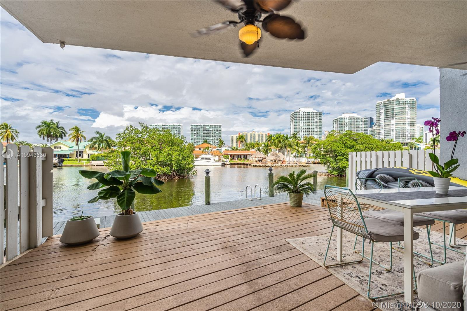 Extraordinary Waterfront Lifestyle featuring 2,425 sq. ft. Residence nestled on a Prestigious, Gated