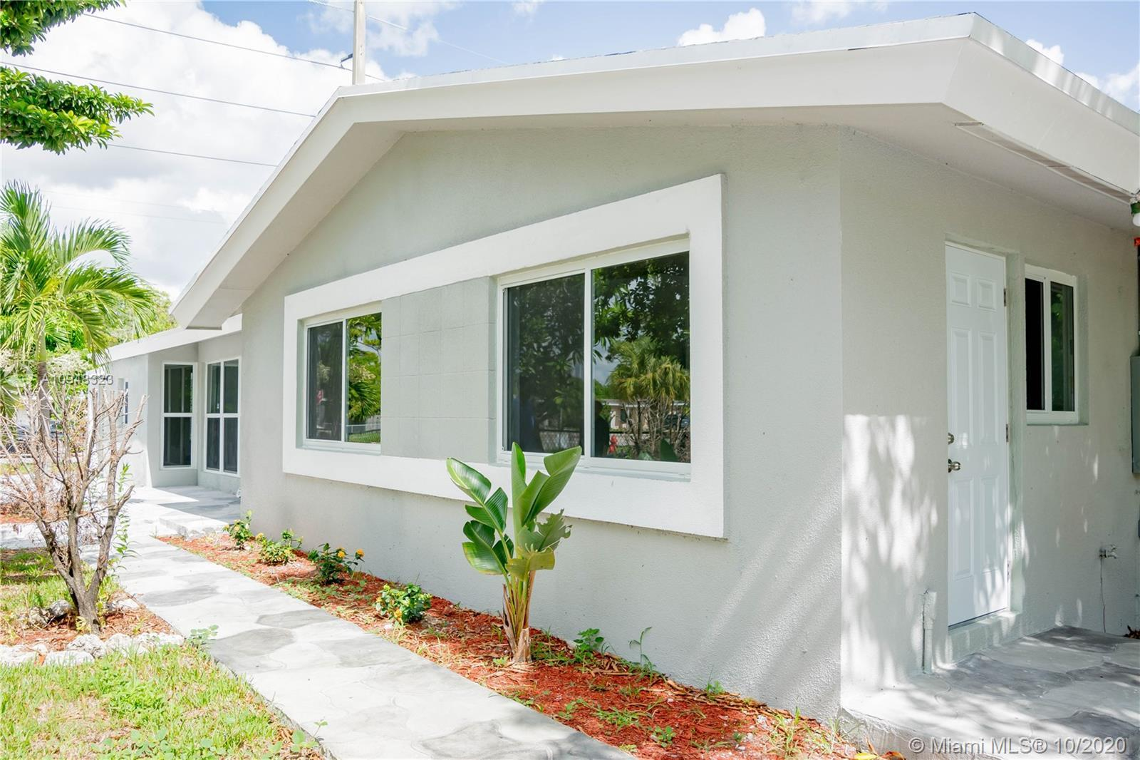 Rental property for sale that's currently leased for $2,300 per month until October 2021. The proper
