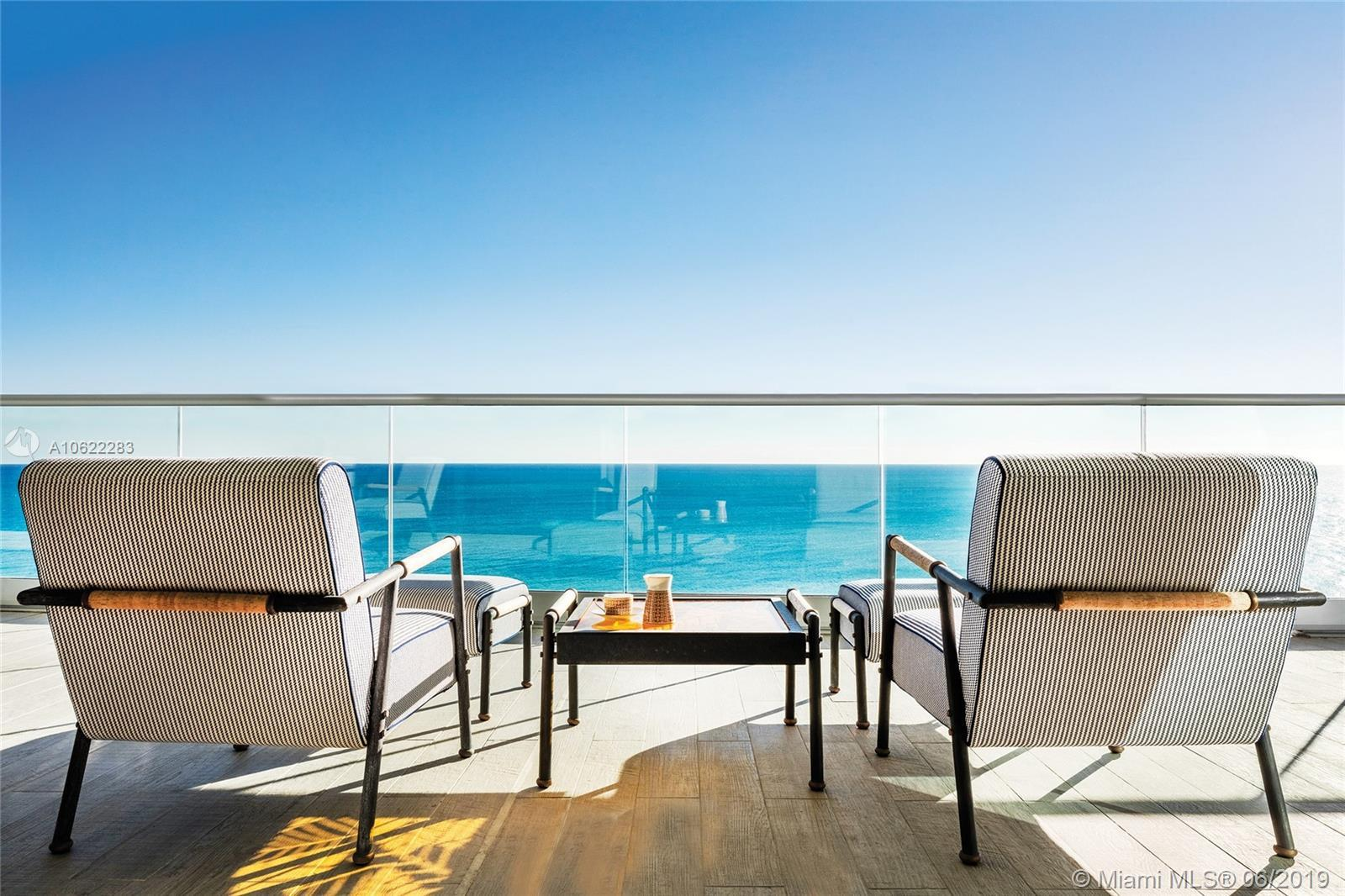 Located on the South Corner of Fendi Chateau, this stunning unit is luxury living at its finest. The