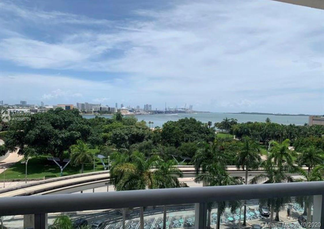 Grand opportunity to purchase one of a kind FURNISHED and cozy studio on the 7th floor. For home or
