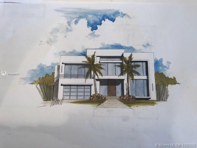 BOATERS DREAM! NEW CONSTRUCTION! 70 Feet of Waterfront on the Ft. Lauderdale intercoastal. This spec
