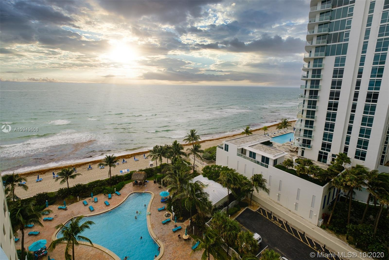!!! OCEAN VIEW & MOVE IN READY WITH FURNITURE INCLUDED !!! *NO RENTALS RESTRICTIONS* CENTRALLY LOCAT