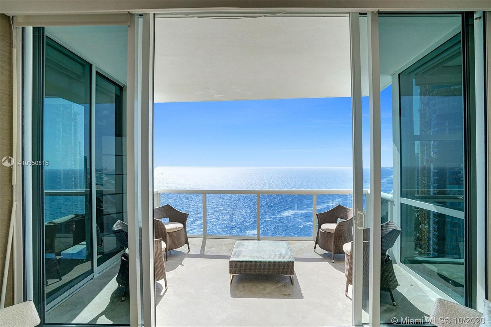 Stunning one of a kind residences available for sale at the Trump Palace building in Sunny Isles Bea