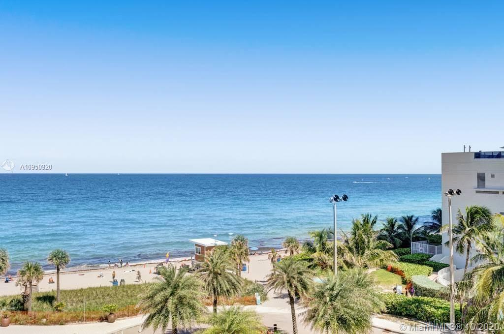Amazing Oceanfront 1/1 condo-hotel unit at HYDE ocean views. Fully furnished, Enjoy the beach and ma