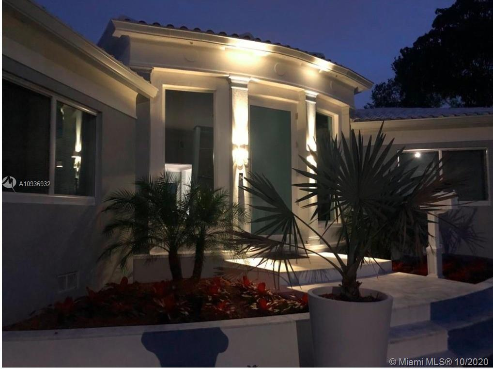 Beautifully renovated home with exceptional water views of Hollywood Southlake don't miss this oppor