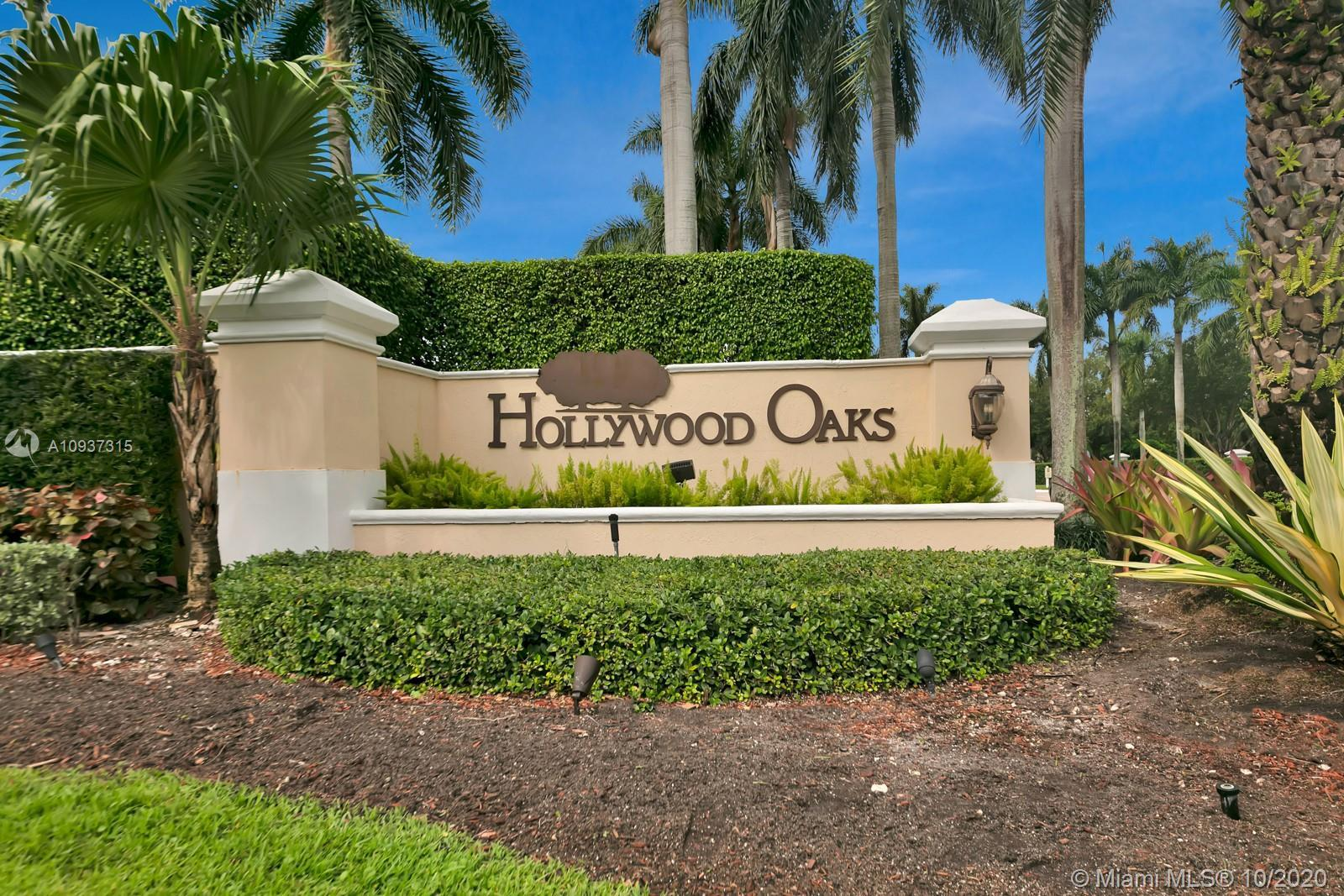 HOLLYWOOD OAKS AT HIS BEST.  FEATURING 7 BEDS/5.5 -2 STORY HOUSE, 3 CAR GARAGE , BRIGHT AND SPACIOUS