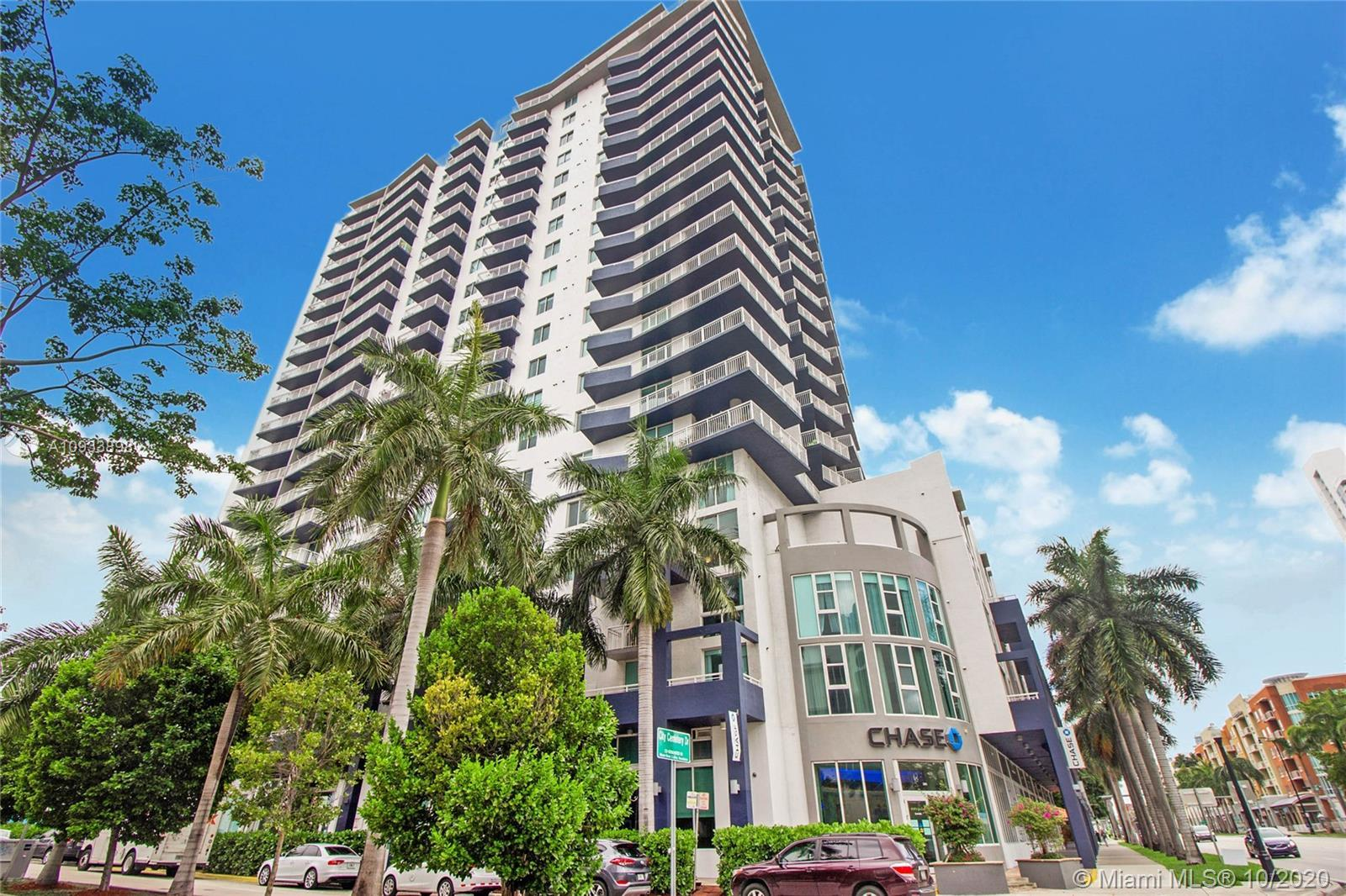 Beautiful 3 Bedroom/2 Bathroom corner unit with oversized wraparound balcony! Unit features an open