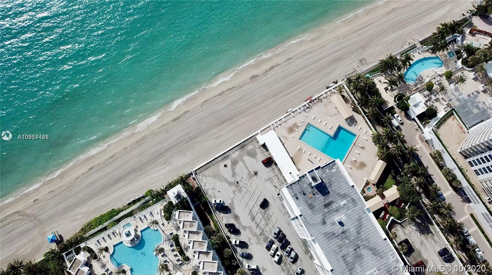 Gorgeous and Completely Renovated 2 Bed/2 Bath Condo in the Heart of Hollywood with Direct Ocean Vie