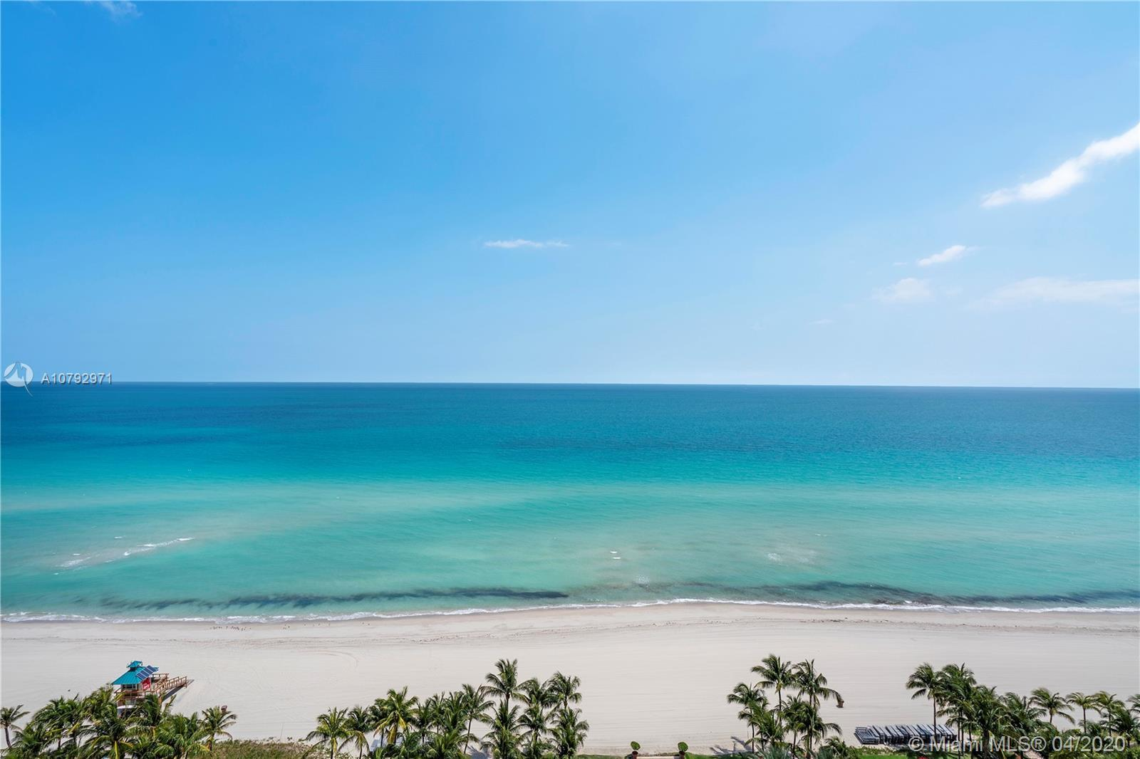 Exquisite luxury living a the Acqualina Ocean Residences. A beautiful 3 bedroom, 3 bathrooms spaciou
