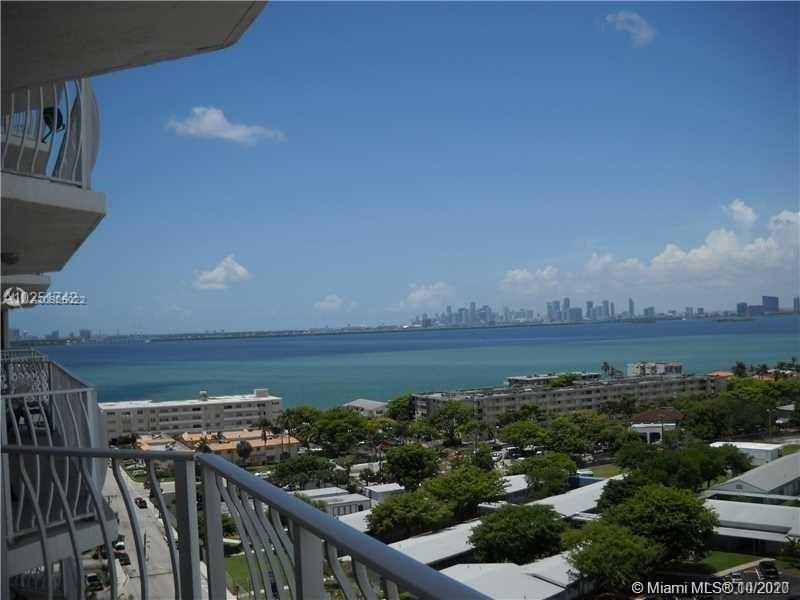 BEAUTIFUL PANORAMIC WATER AND CITY VIEW, WATERFRONT PROPERTY 2BED/2BATH.  THE UNIT HAS 2 BIG BALCONI