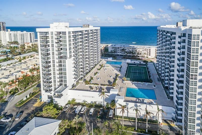 BEAUTIFUL 2/2 CONDO UNIT ACROSS STREET FROM THE BEACH, POMPANO BEACH PIER, RESTAURANTS, SHOPPING, EN
