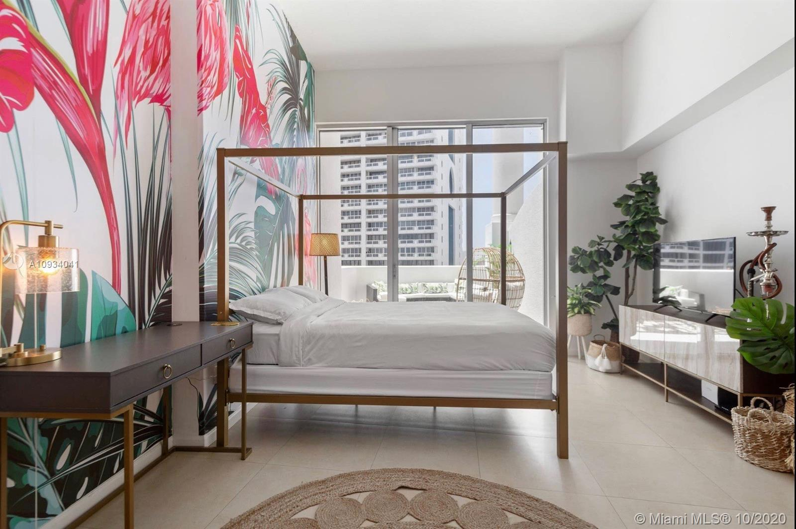 Welcome to the new standard of luxury in Edgewater! Upon entry to this fully furnished, Miami chic S
