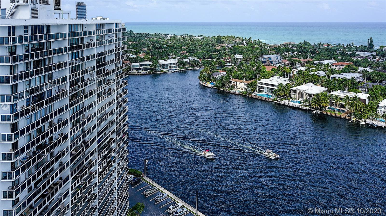 Luxury Resort Living in Aventura Circle. Tastefully renovated 2 bedroom, 2 baths with direct ocean v