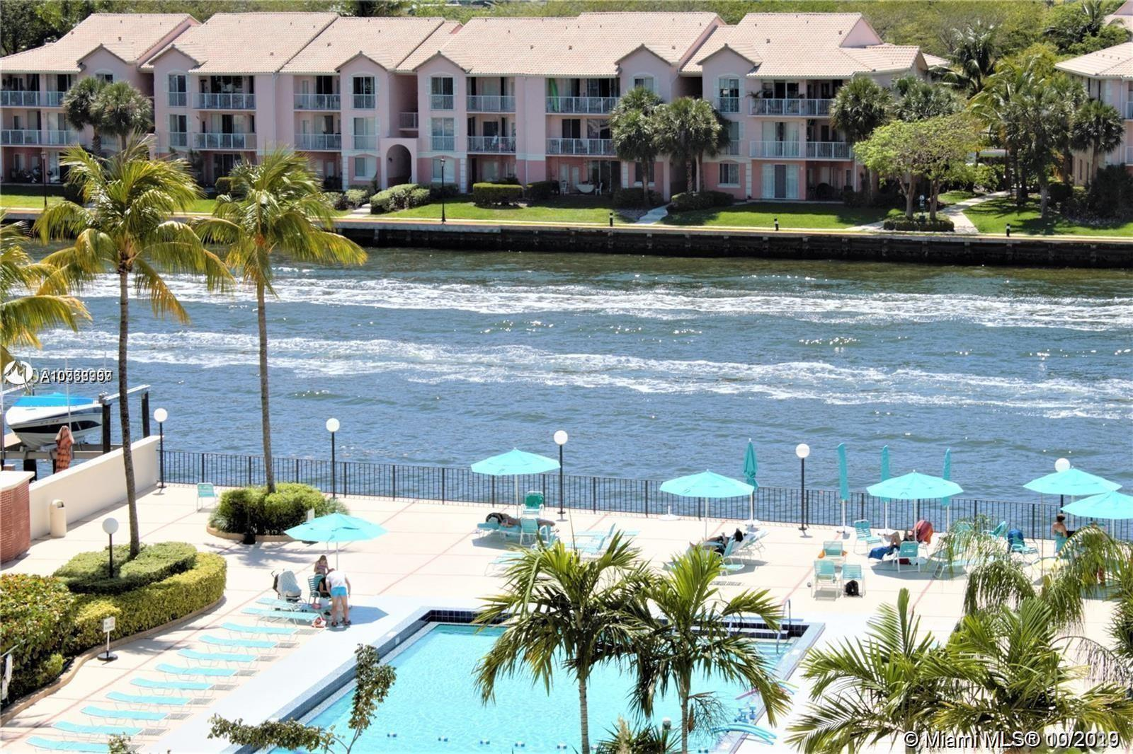 Gorgeous Unit, recently remodeled with brand new furniture- TURN KEY!!!! Stunning Intracoastal and P