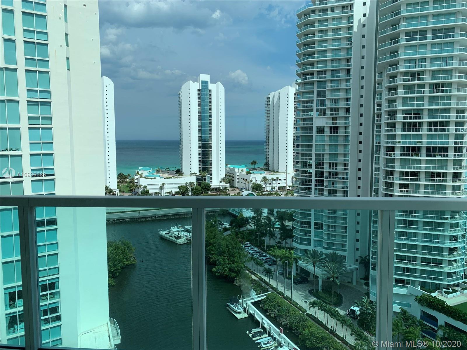 GREAT line with water view! Walking distance to the Beach. Enjoy the Lifestyle of the Sunny Isles Be