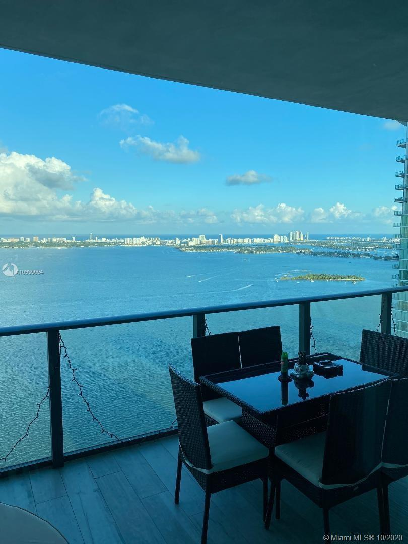 Fabulous 2 bedroom/2bath unit in Gran Paraiso Condo. Stunning water views with floor to ceiling wind