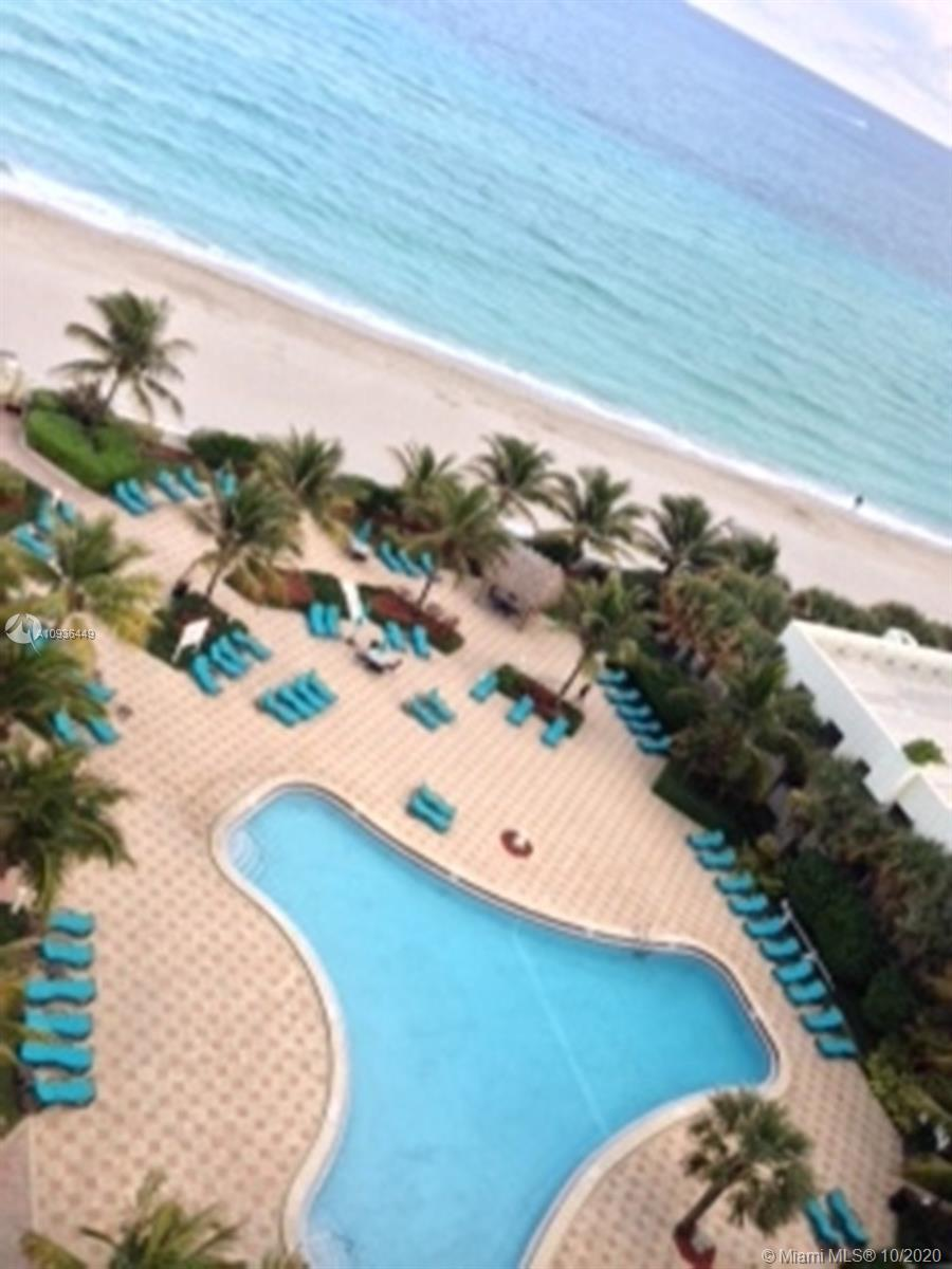 !!! DIRECT OCEAN AND POOL VIEW SOUTH SIDE !!! UPGRADED AND BEAUTIFULLY FURNISHED 2BD/1.5 BATH !!! ST
