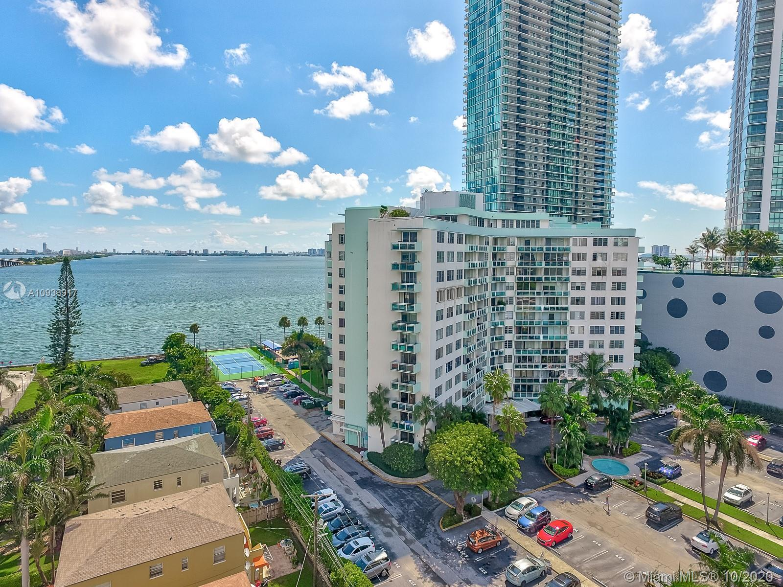 Spacious one bedroom unit in the heart of Edgewater. Minutes away from the Design District, Midtown,