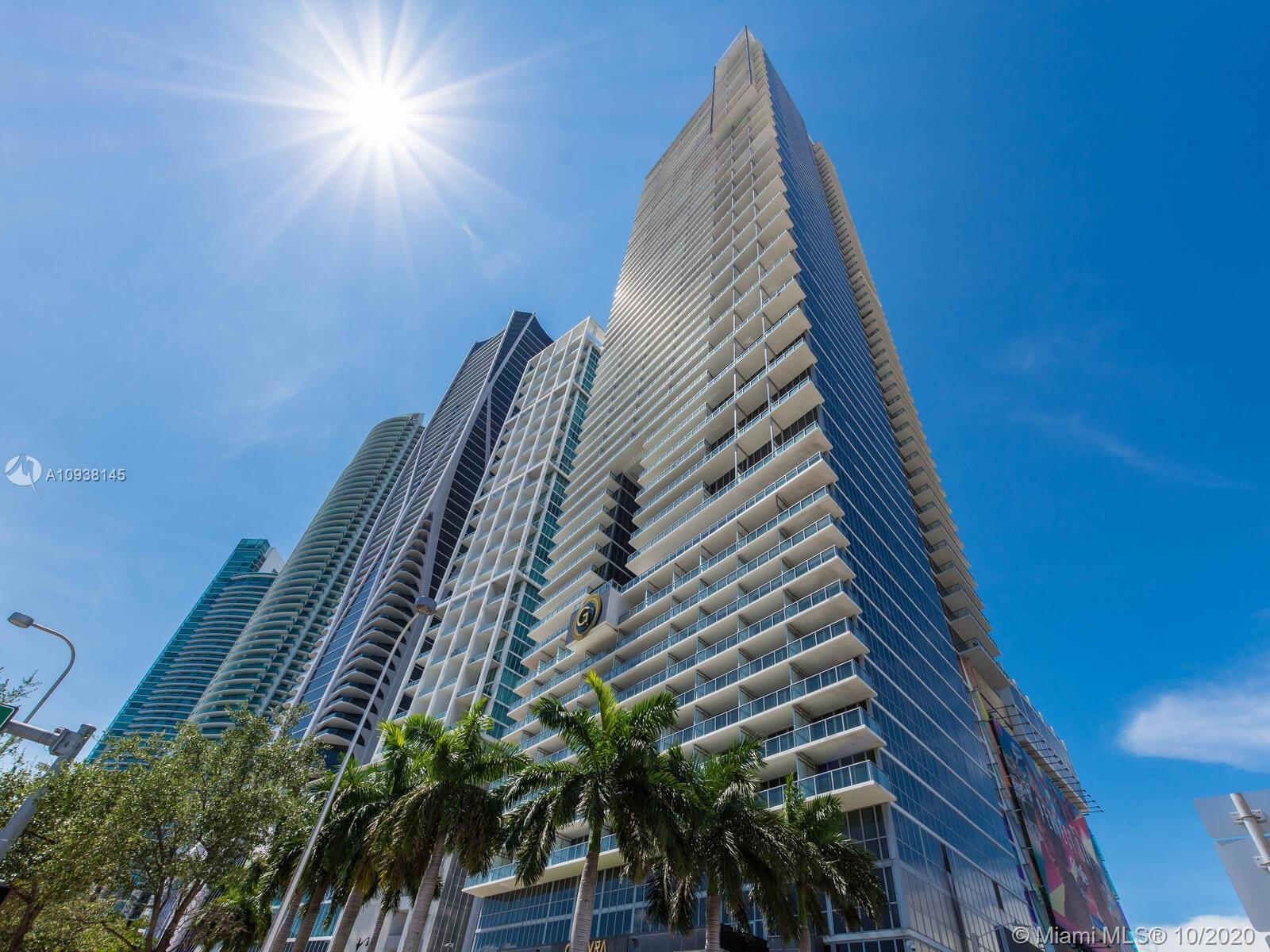 Incredible direct Biscayne Bay views from Downtown Miami's most exclusive luxury residential tower.