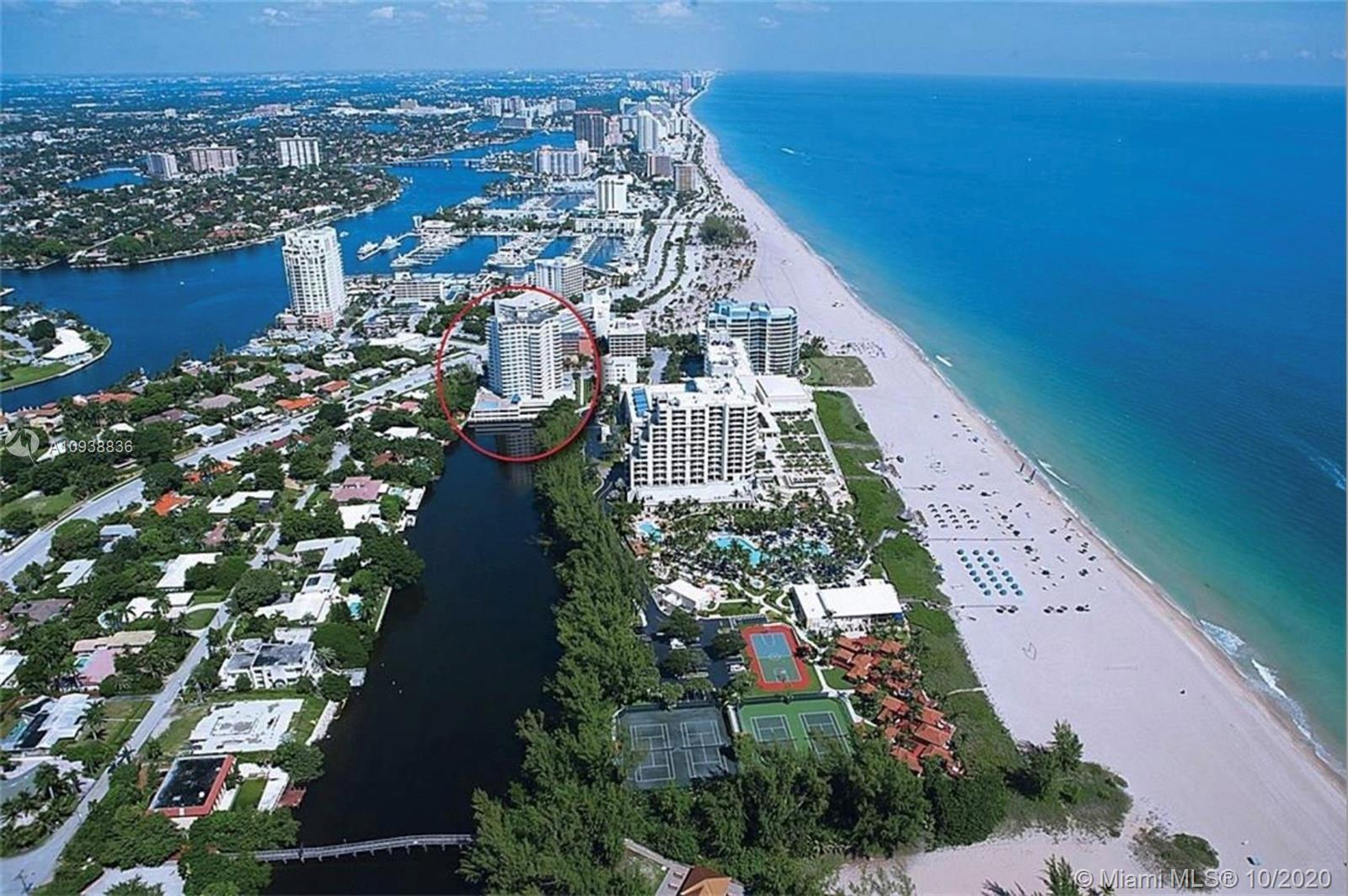 Welcome to Maya Marca unit 1201. Located in the Southend of Fort Lauderdale Beach in the prestigious