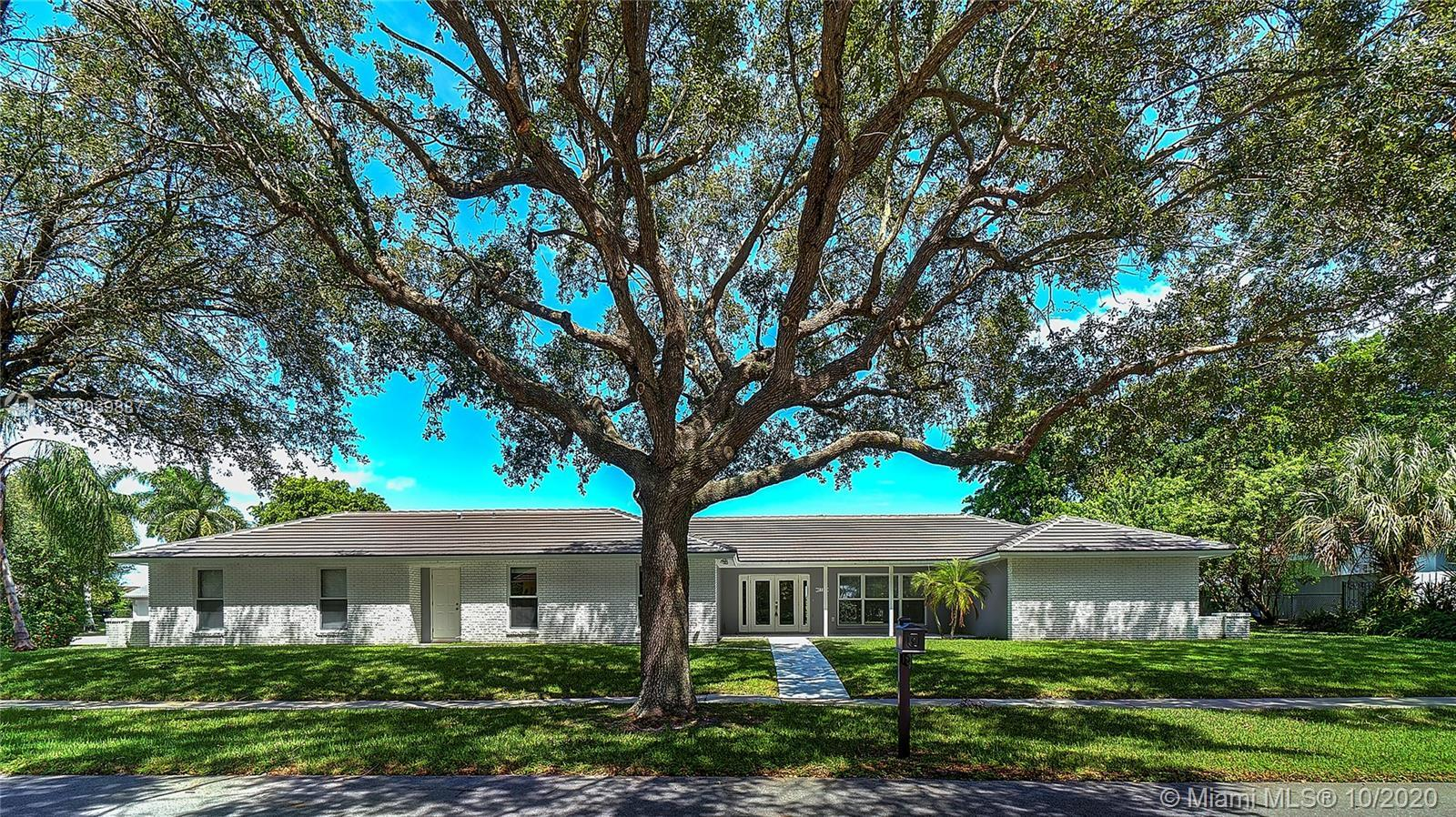 Beautiful single story renovated home in desirable Presidential Estates, a gated community offers LO