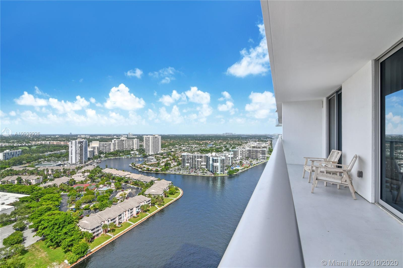 Stylish and elegant with spectacular city and Intracoastal views, 1Bed 1.5 bath in 795 SQ FT and 325