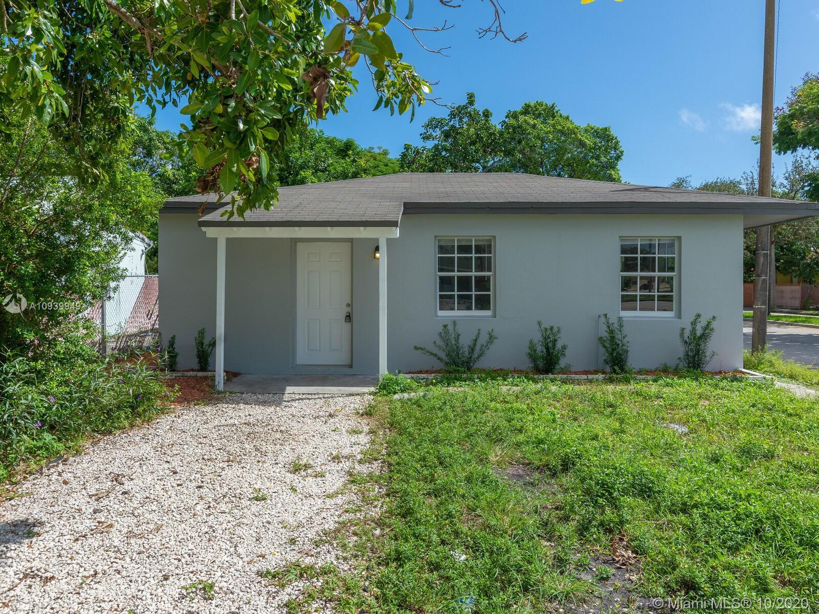 Check out this renovated 2/2 Beautiful home in a very desirable area. Brand New appliances with thei