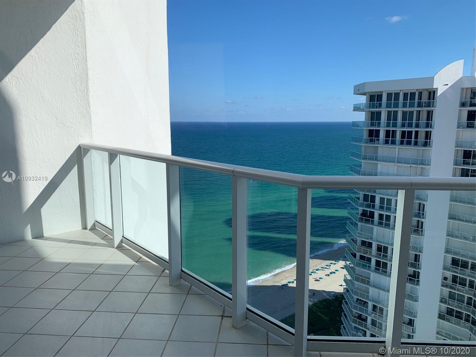 OCEAN VIEW FOR THIS SPACIOUS CORNER UNIT PENTHOUSE IN LUXURY OCEANIA HIGH RISE BUILDING, EAST AND WE