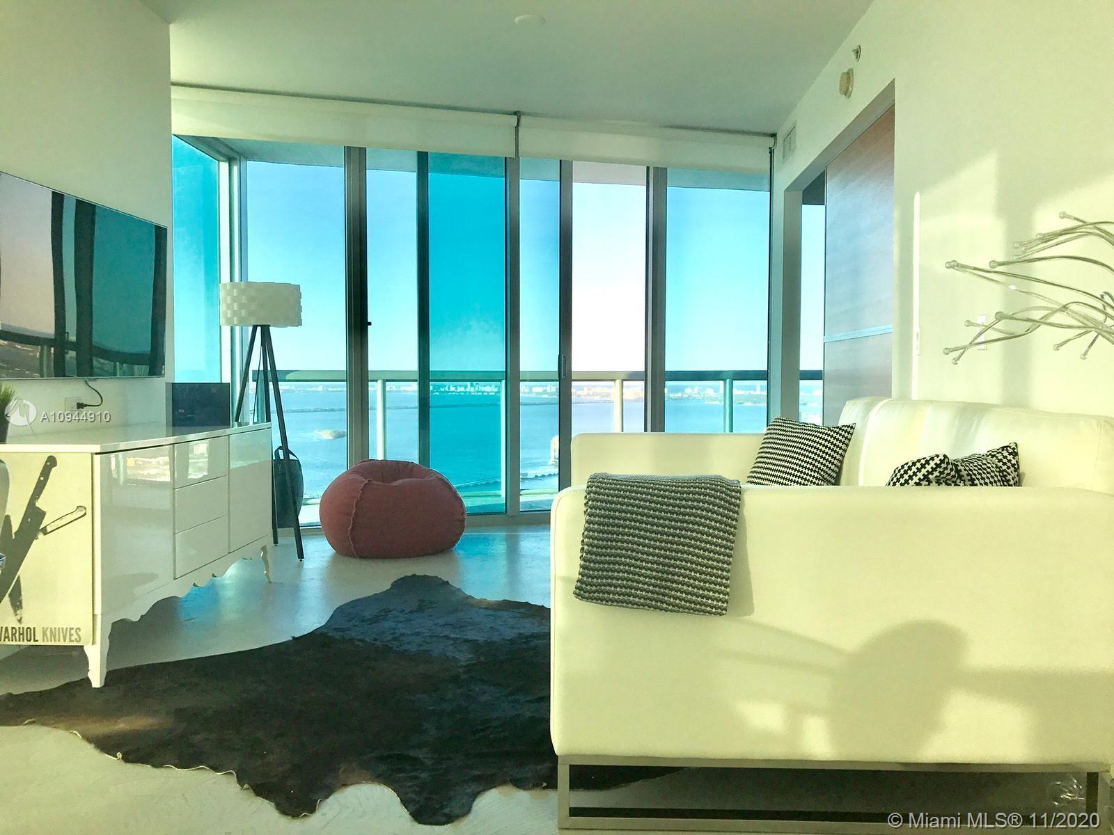 Arguably the BEST Miami view at the LOWEST price. GORGEOUS 2/ Bedroom 2 Bathroom Condo in the heart