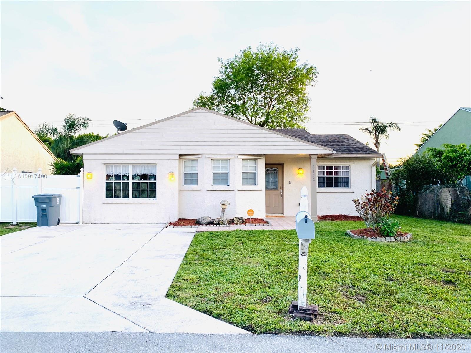 Well kept 3 bed 2 bath. Located in a very quite  neighborhood. New deck. Seller is very motivated.