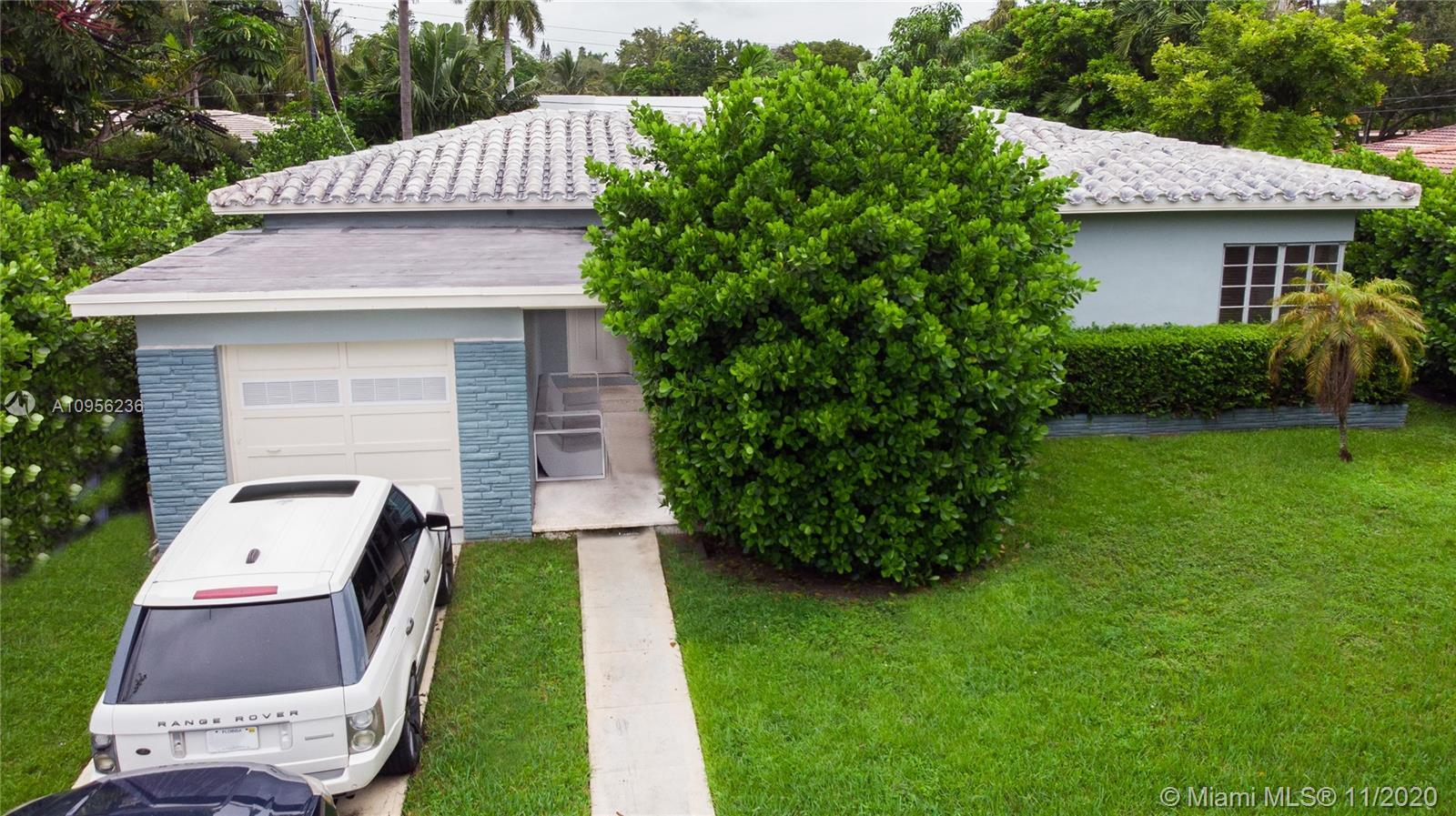 Pristine property back in the market !! Remodeled beautiful house from the 1950's. 2/2 with garage