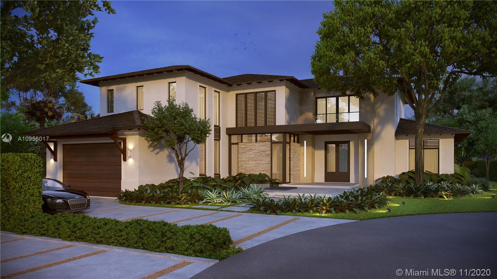 Live in a new level of modern luxury living. This homes sits on the cul-de-sac  on a quiet private r