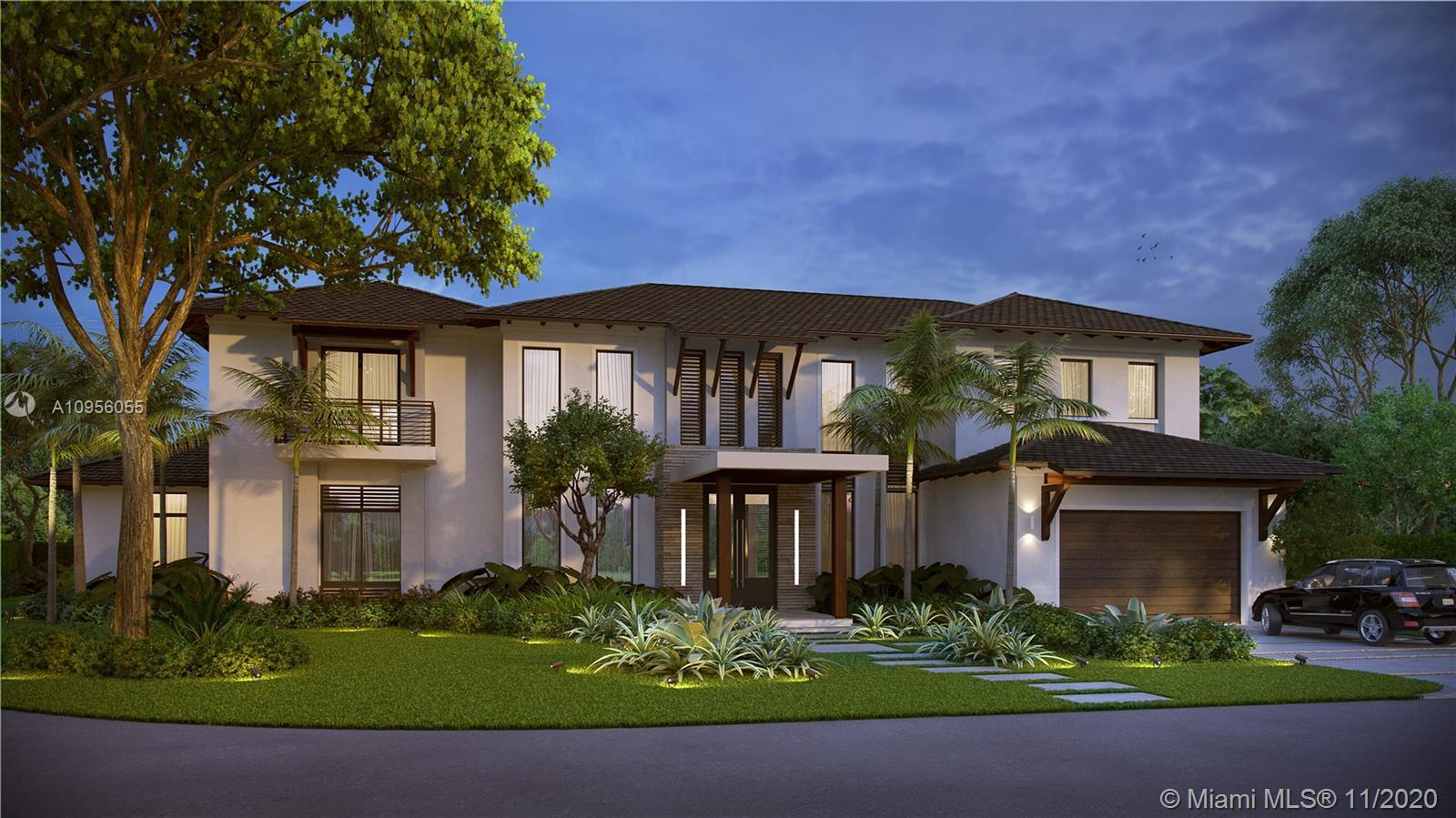 Live in a new level of modern luxury living. This homes sits on almost 1/2 an acre on a quiet privat