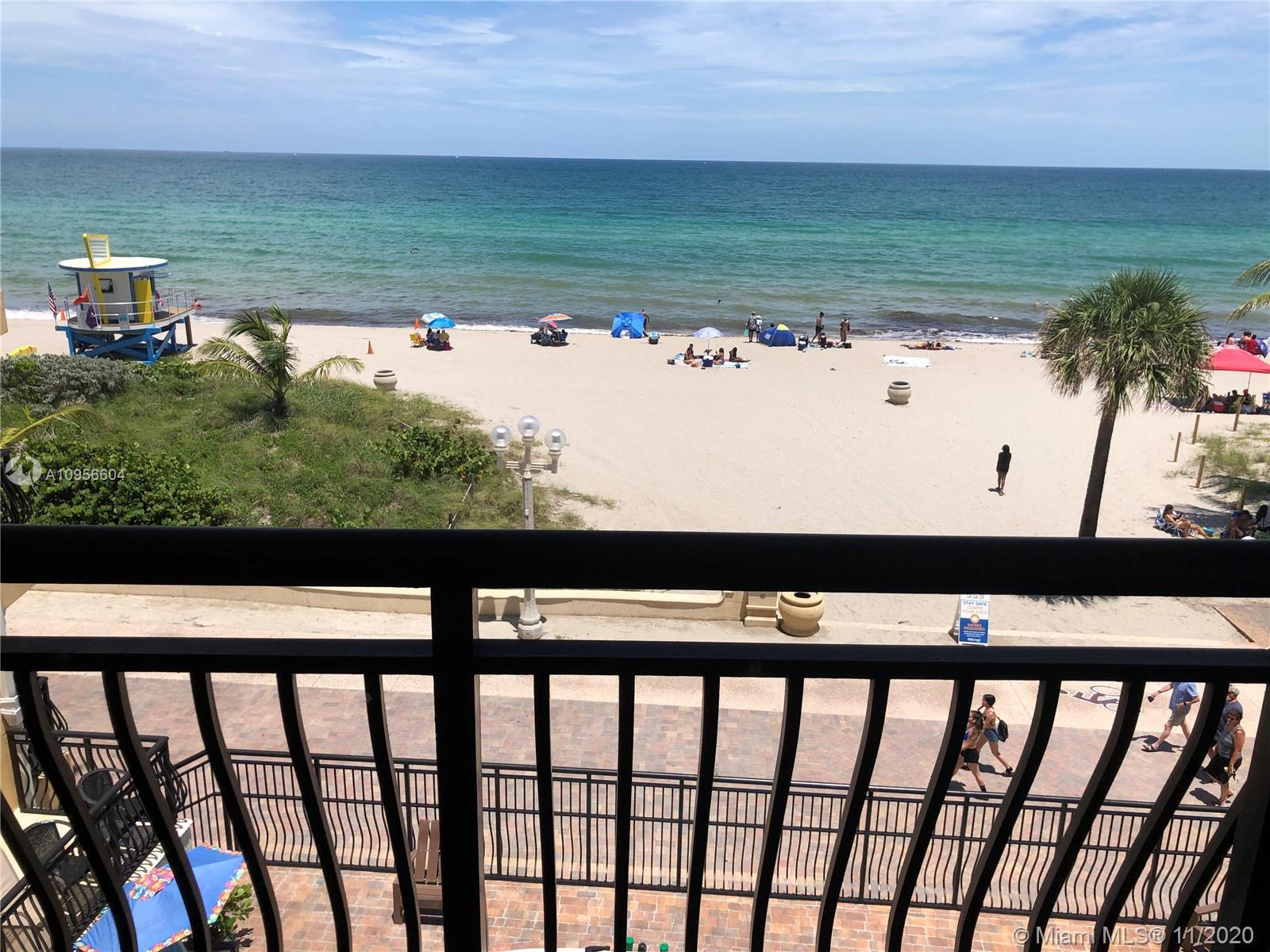 Beautiful renovated unit complete with bamboo flooring, located directly on the boardwalk.   The bui