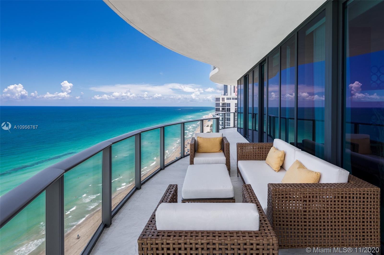 Tastefully designed by Tiza Kann & Carman Mansor, this full floor 5,515 Sqft luxury unit at the Rega
